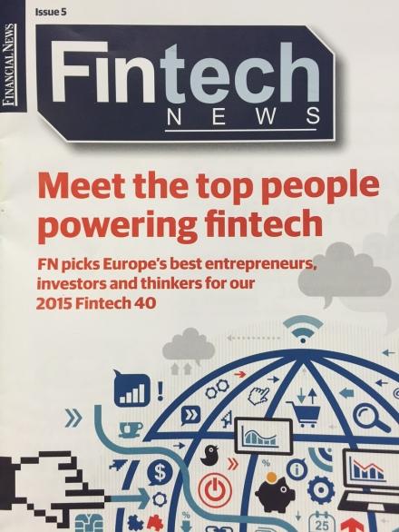Fintech 40 cover